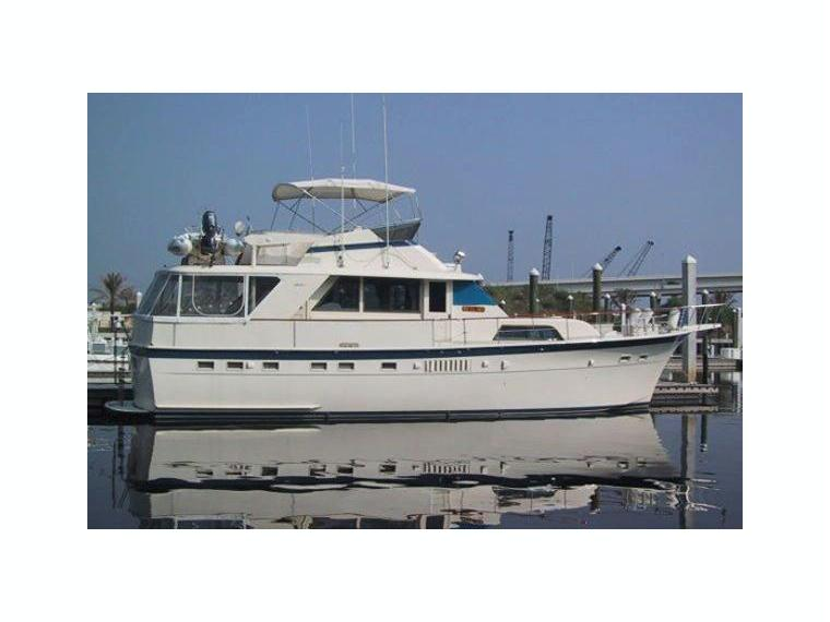 Hatteras 53 Motor Yacht In Italy Motor Yachts Used 02541