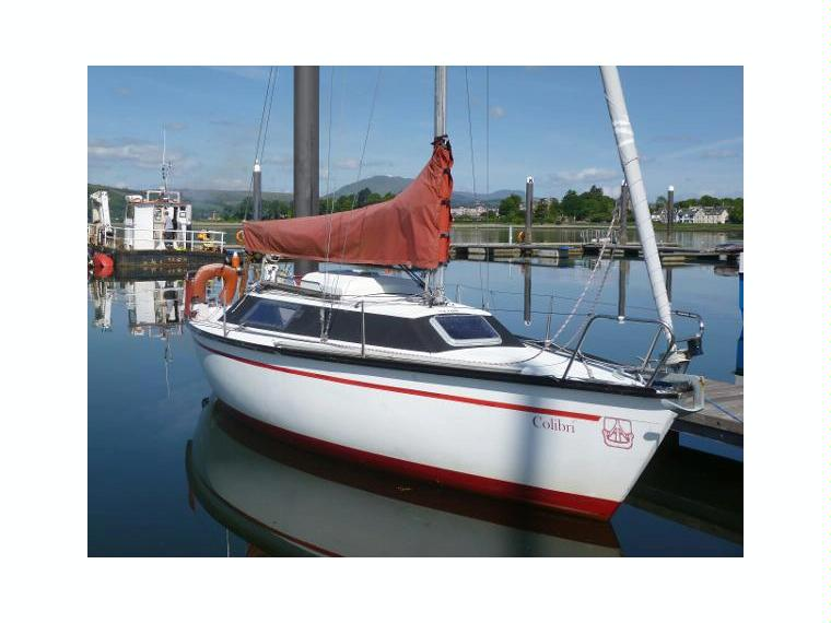 Rhu United Kingdom  city pictures gallery : Dufour 1800 DL in United Kingdom | Sailing cruisers used 53491 ...