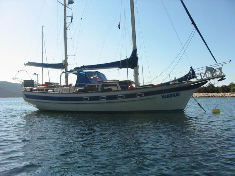 Islander Freeport 41 In Veli Rat Marina Sailboats Used
