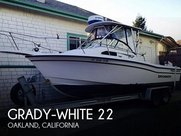 Grady white seafarer 228 in florida day fishing boats for Grady white fishing boats