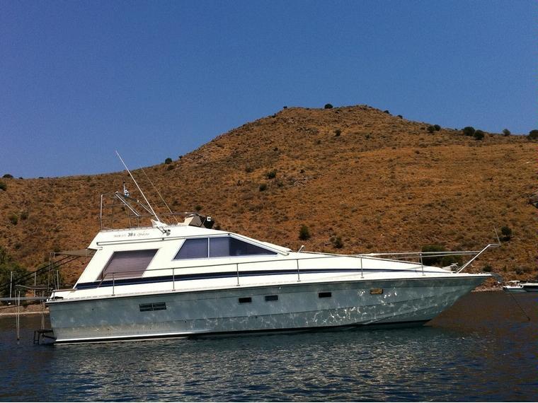 Tremlett 38 Mkii Offshore In Attiki Motoryacht Used