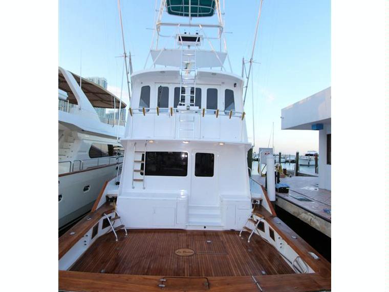 Ocean Tech Boats 65' Ocean Tech | Photo 23 From