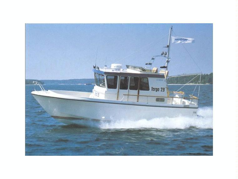 Targa Boats Finland Boats Botnia Targa 29 Fly