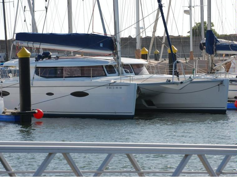 Fountaine Pajot Salina 48 For Sale Pajot Salina 48 Photo 11 From 9 Power Catamaran Fountaine Pajot
