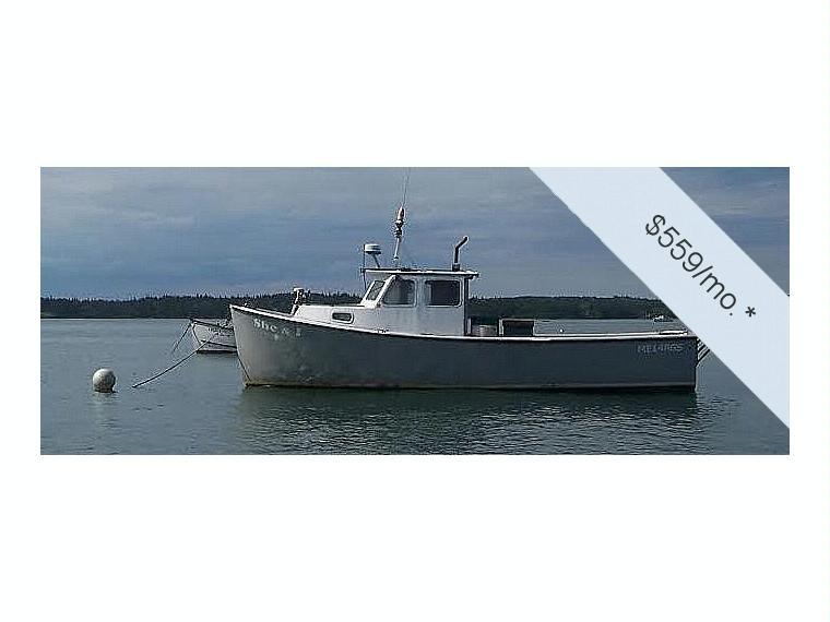 Rosborough 35 lobster boat in florida fishing boats used for Florida fishing boats