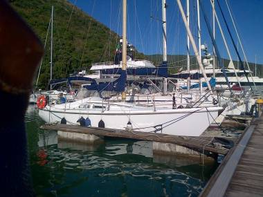 Contest Yachts 31 HT