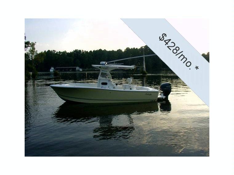 Palmetto 23 Custom In North Carolina Power Boats Used