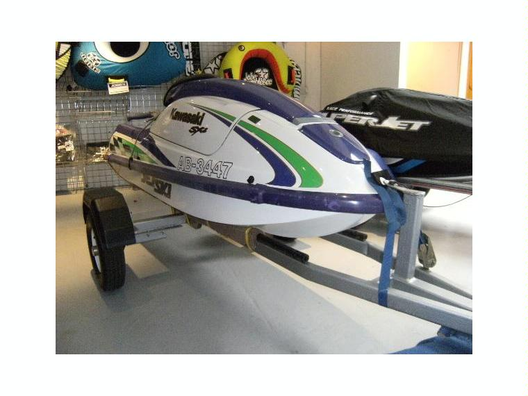 how to make a stand up jet ski stand
